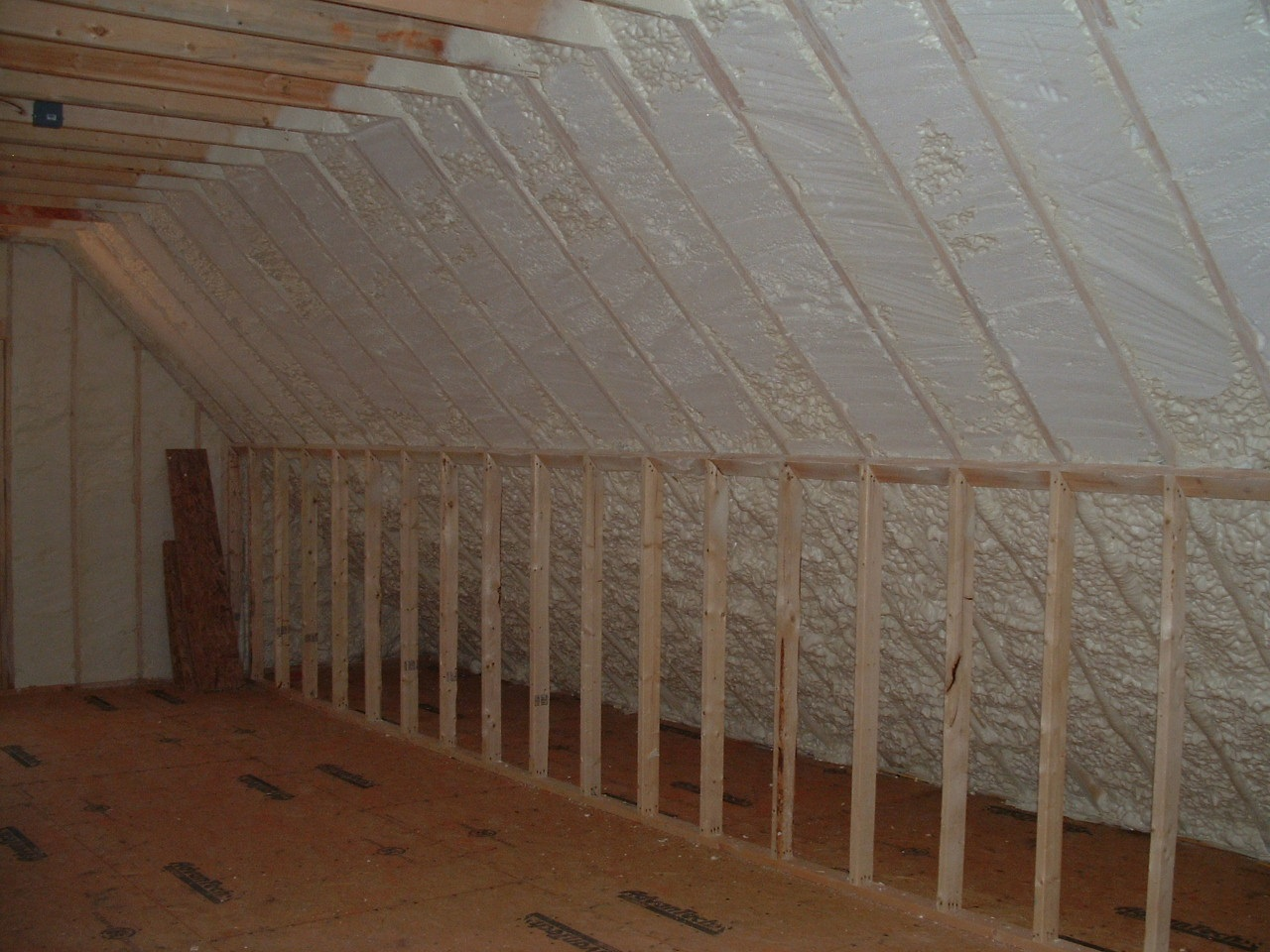 air barrier insulation system