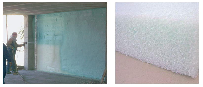 Acoustic Foam insulation