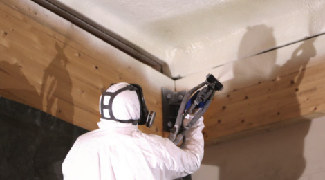 "New ""superinsulation ECO"" Spray foam system"