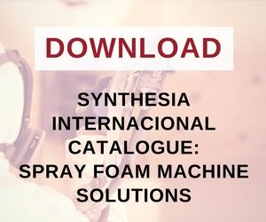 Catalogue: Spray foam machine solutions